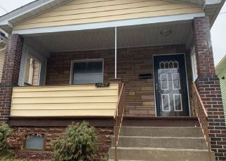 Foreclosed Home in Pittsburgh 15212 DICKSON ST - Property ID: 4436865966