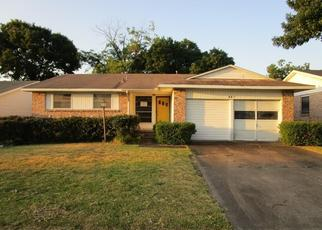 Foreclosed Home in Garland 75042 LAWLER RD - Property ID: 4436960103