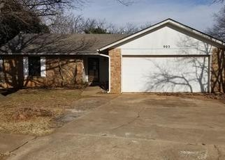 Foreclosed Home in Norman 73071 WOODLAKE DR - Property ID: 4436970632