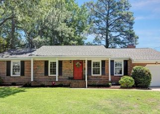 Foreclosed Home in Newport News 23601 ROBERTO DR - Property ID: 4437442766