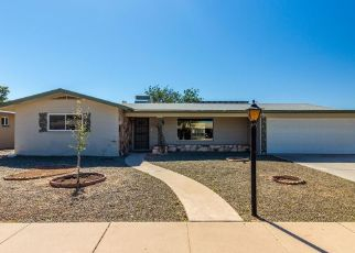 Foreclosed Home in Mesa 85205 E DODGE ST - Property ID: 4437730960