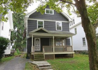 Foreclosed Home in Rochester 14613 ELECTRIC AVE - Property ID: 4438191700