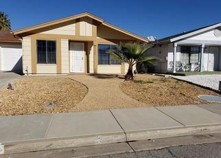 Foreclosed Home in Sun City 92586 EL CAJON LN - Property ID: 4438471562