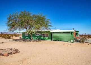 Foreclosed Home in Twentynine Palms 92277 COLAW RD - Property ID: 4438474182