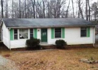 Foreclosed Home in Roxboro 27573 STONE DR - Property ID: 4438543834
