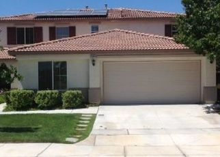 Foreclosed Home in Sun City 92587 CHEYENNE CANYON DR - Property ID: 4439026926