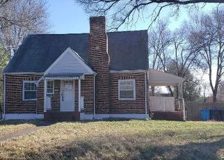 Foreclosed Home in Roanoke 24012 FLORALAND DR NW - Property ID: 4440768292