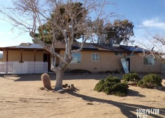 Foreclosed Home in Yucca Valley 92284 TAHOE AVE - Property ID: 4440872531