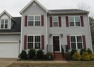 Foreclosed Home in Petersburg 23805 DENISE RD - Property ID: 4441180432