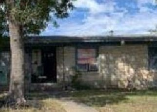 Foreclosed Home in San Antonio 78223 PAMELA DR - Property ID: 4441189183