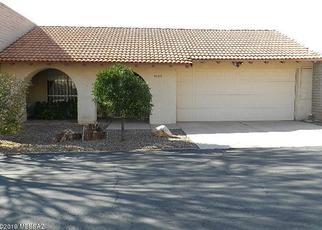 Foreclosed Home in Tucson 85718 N CAMINO LAGUNA - Property ID: 4441356947