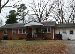 Foreclosed Home in Greensboro 27407 DORSEY ST - Property ID: 4441472115