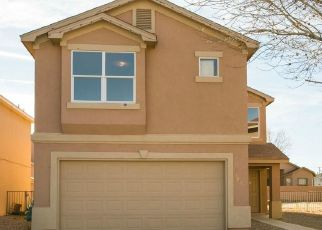 Foreclosed Home in Albuquerque 87121 TELSTAR LOOP NW - Property ID: 4441509797