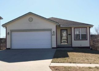 Foreclosed Home in Junction City 66441 FOX SPARROW CT - Property ID: 4441763820