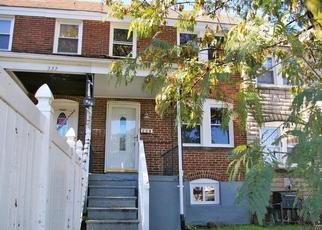 Foreclosed Home in Brooklyn 21225 OLD RIVERSIDE RD - Property ID: 4441909215