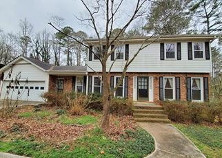 Foreclosed Home in Lilburn 30047 BRUCE WAY SW - Property ID: 4442279305