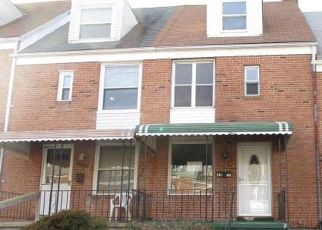 Foreclosed Home in Baltimore 21213 BRENDAN AVE - Property ID: 4442459309