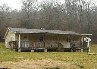 Foreclosed Home in Sandyville 25275 BURGESS RUN RD - Property ID: 4442847807