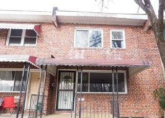 Foreclosed Home in Baltimore 21216 BONNER RD - Property ID: 4443041828