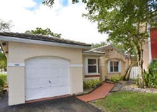 Foreclosed Home in Fort Lauderdale 33324 NW 99TH AVE - Property ID: 4443045773