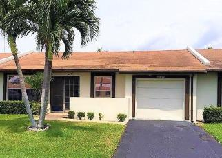 Foreclosed Home in Delray Beach 33484 FORSYTHIA CIR - Property ID: 4443654543