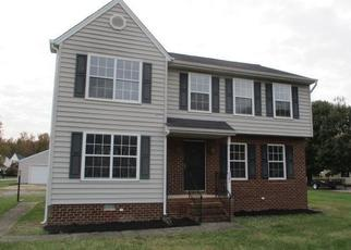 Foreclosed Home in Richmond 23227 RACHAEL CORRINE CT - Property ID: 4443722428