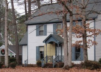 Foreclosed Home in Wilson 27893 CENTRE ST W - Property ID: 4443975582