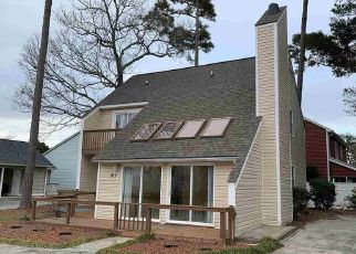 Foreclosed Home in North Myrtle Beach 29582 CASTLEWOOD LN - Property ID: 4444136759