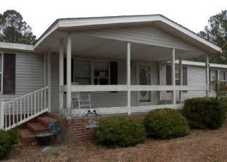 Foreclosed Home in Tabor City 28463 DUSTY LN - Property ID: 4444138956