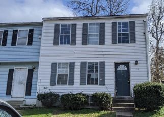 Foreclosed Home in La Plata 20646 PATUXENT CT - Property ID: 4444295745