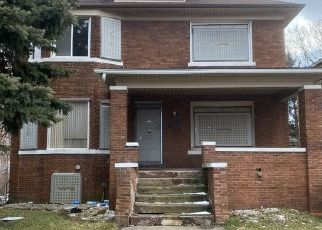 Foreclosed Home in Detroit 48204 SPOKANE ST - Property ID: 4444432838
