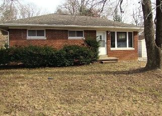 Foreclosed Home in Evansville 47710 BARTELS RD - Property ID: 4445068770