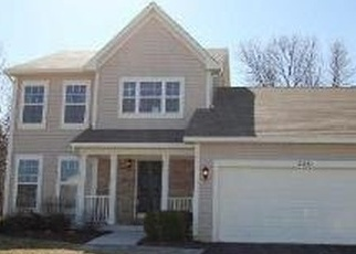 Foreclosed Home in Hampshire 60140 HEARTHSTONE DR - Property ID: 4445209802