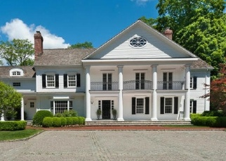 Foreclosed Home in New Canaan 06840 WAHACKME RD - Property ID: 4445322345