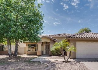 Foreclosed Home in Gilbert 85233 W IVANHOE ST - Property ID: 4445815960