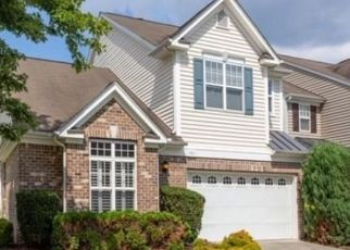 Foreclosed Home in Morrisville 27560 COURTHOUSE DR - Property ID: 4445910101