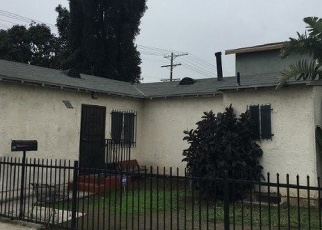 Foreclosed Home in Los Angeles 90003 E 107TH ST - Property ID: 4445936833