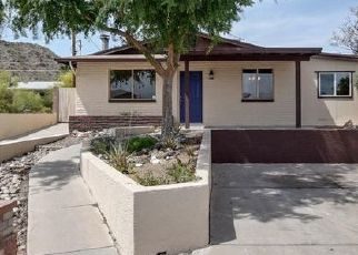 Foreclosed Home in Phoenix 85020 E SHANGRI LA RD - Property ID: 4445980631