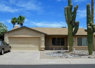 Foreclosed Home in Scottsdale 85259 E SAHUARO DR - Property ID: 4446895104