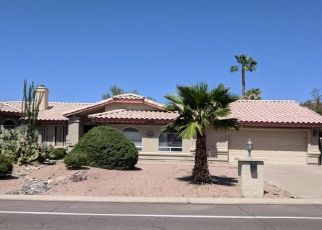 Foreclosed Home in Fountain Hills 85268 N BOULDER DR - Property ID: 4446945933
