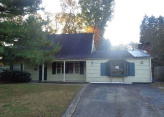 Foreclosed Home in Bowie 20715 YORKTOWN DR - Property ID: 4446958179