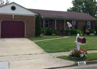 Foreclosed Home in Chesapeake 23323 BAYWOOD TRL - Property ID: 4447634416
