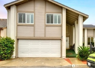 Foreclosed Home in Irvine 92604 PEACOCK - Property ID: 4447647110