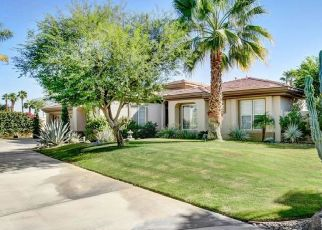 Foreclosed Home in Rancho Mirage 92270 CALLE LA REINA - Property ID: 4447782448
