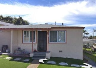 Foreclosed Home in San Diego 92111 IVES CT - Property ID: 4448146404