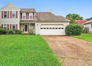 Foreclosed Home in Newport News 23608 MEAGAN CT - Property ID: 4448971550
