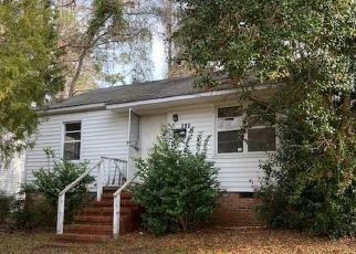 Foreclosed Home in Fayetteville 28301 IJAMS ST - Property ID: 4449296979