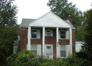Foreclosed Home in Silver Spring 20910 MILFORD AVE - Property ID: 4451955467