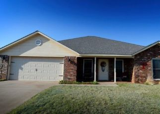 Foreclosed Home in Sayre 73662 MESQUITE AVE - Property ID: 4451997965