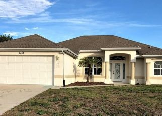 Foreclosed Home in North Port 34287 HOPWOOD RD - Property ID: 4452211689